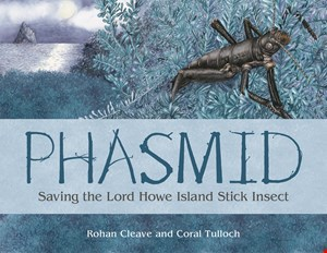 Phasmid Saving the Lord Howe Island Stick Insect (1)